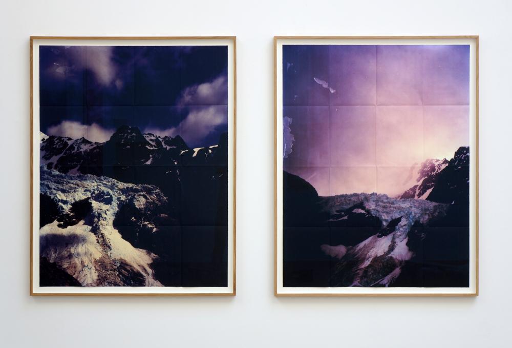 Adam Jeppesen AR CHALTEN 1-2 installation view. WEB
