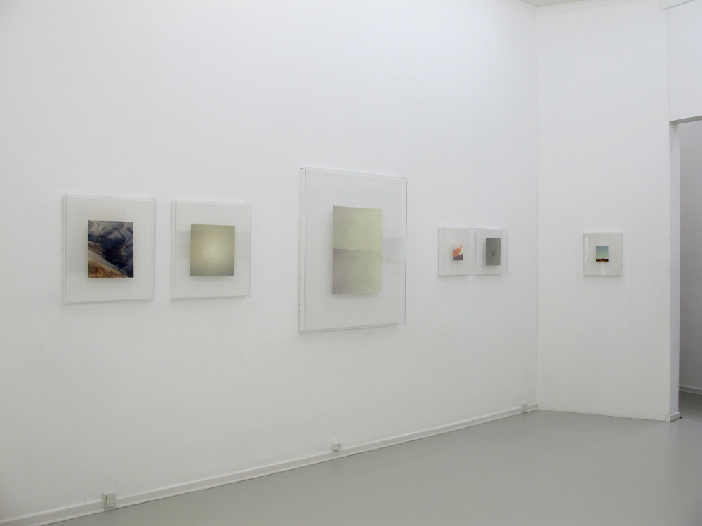 Adam Jeppesen – Installation view – SCATTER – New Color Works 1