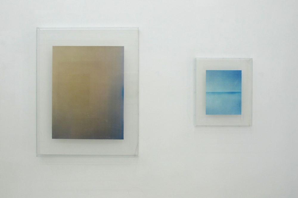 Adam Jeppesen – Installation view – SCATTER – New Color Works 12