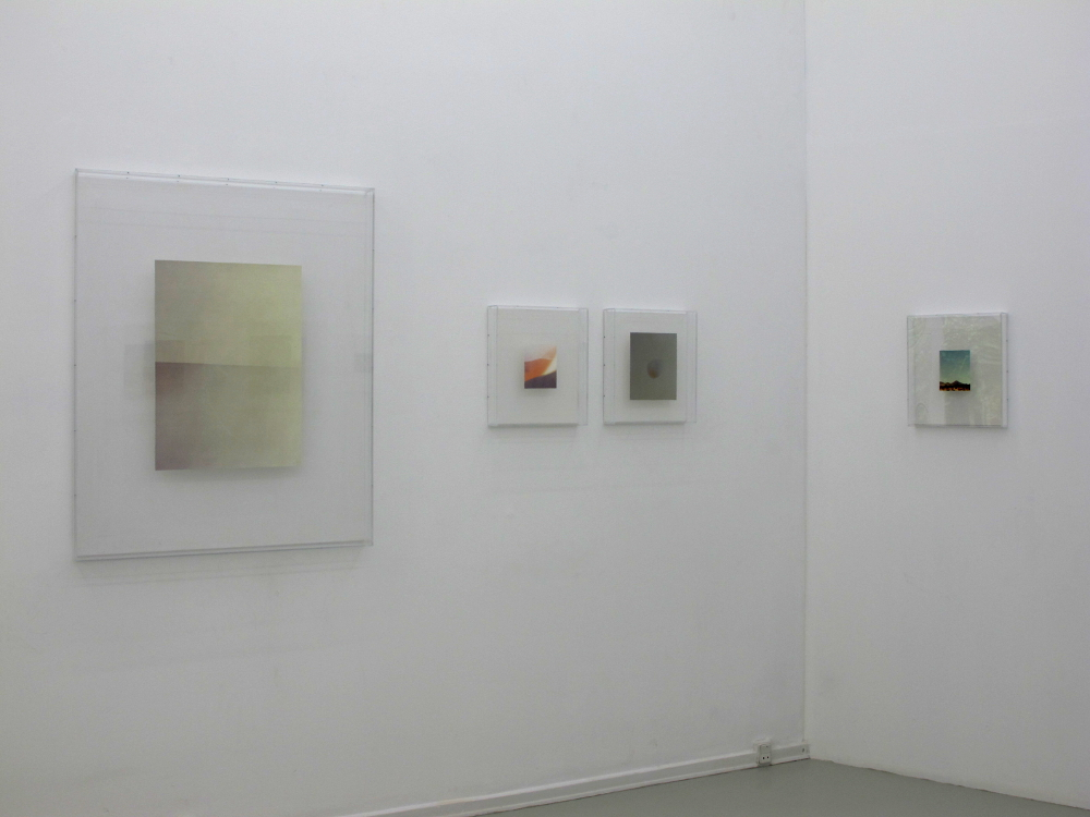 Adam Jeppesen – Installation view – SCATTER – New Color Works 9