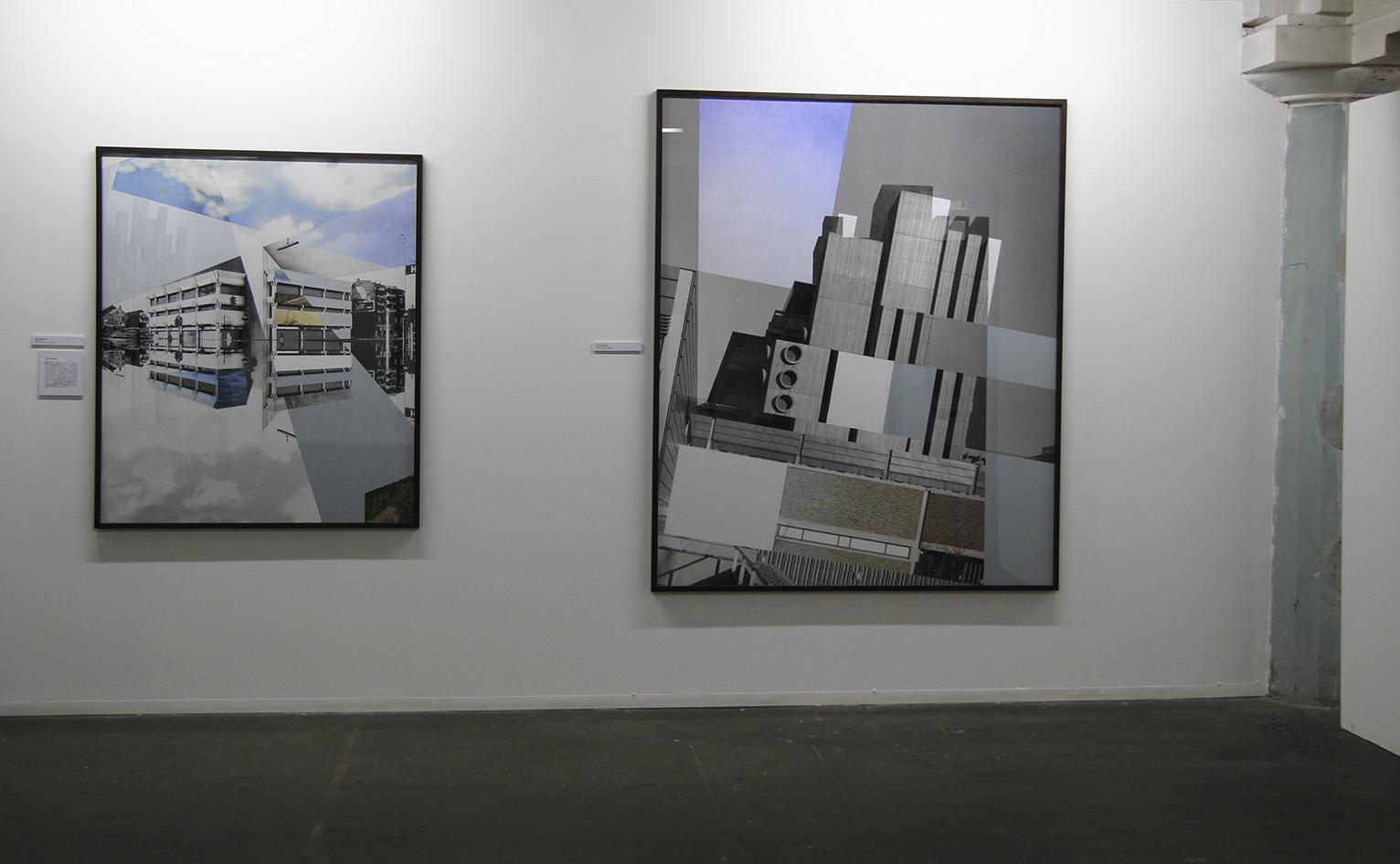 Julie Boserup Installation view fotografisk center