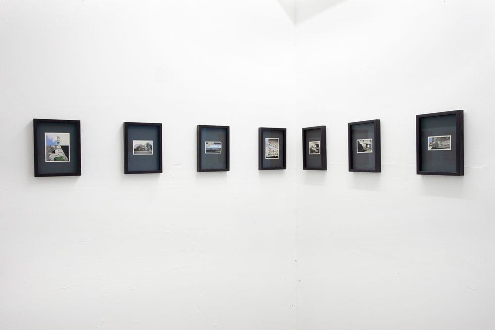 Julie Boserup – Installation view