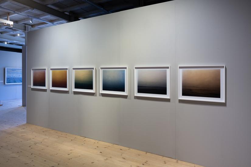 Torben Eskerod-Marselis II – installation view Peter Lav Gallery